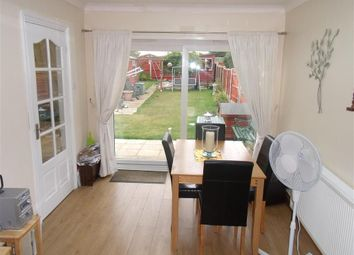 Thumbnail 2 bedroom semi-detached bungalow for sale in Bradfields Avenue, Walderslade, Chatham, Kent