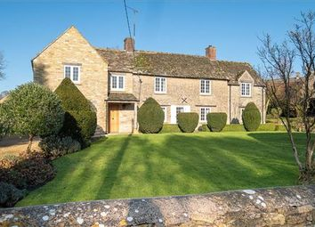 Thumbnail 5 bed detached house for sale in Little Somerford, Chippenham, Wiltshire