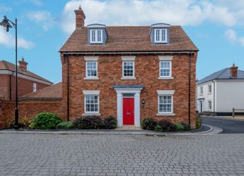 5 bed detached house for sale in Cropways Court, Yeovil BA21