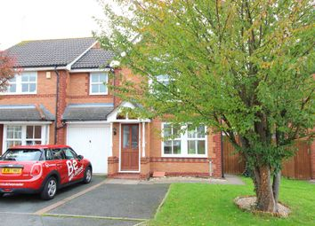 Thumbnail 3 bed semi-detached house to rent in Bridgnorth Row, Berkeley Beverborne, Worcester