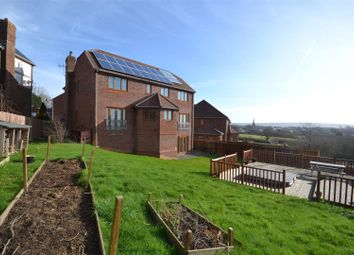Thumbnail 4 bed detached house for sale in Castle Court, Kidwelly