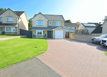 Thumbnail 4 bed detached house for sale in Balgeddie Park, Leslie, Glenrothes