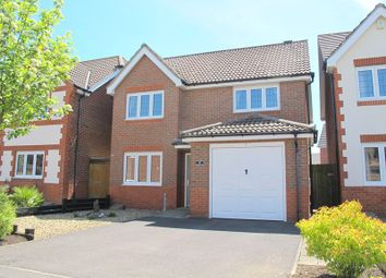 Thumbnail 3 bed detached house for sale in Sherbrooke Close, Lee-On-The-Solent