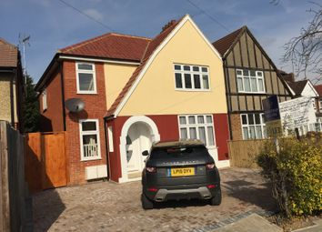 Thumbnail 2 bed flat to rent in Belmont Road, Harrow