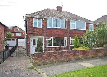 Thumbnail 3 bed semi-detached house for sale in Kelmscott Green, Leeds