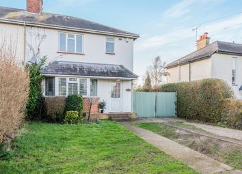 Thumbnail 3 bed semi-detached house for sale in Cannon Court Road, Maidenhead