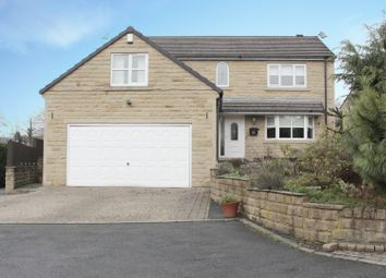 Thumbnail 4 bed detached house for sale in Thistle Hill, Huddersfield, West Yorkshire
