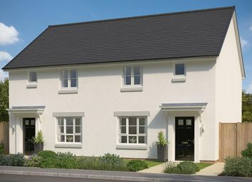 "Thumbnail 3 bed semi-detached house for sale in ""Wemyss"" at Mey Avenue, Inverness"