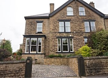 Thumbnail 6 bed semi-detached house for sale in Lawson Road, Sheffield