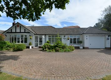 Thumbnail 3 bed detached bungalow for sale in Green Lane, Barton On Sea, New Milton