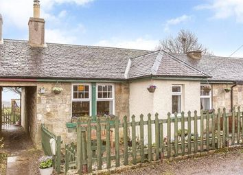 Thumbnail 2 bed terraced house for sale in Shewington Cottages, Rosewell, Midlothian
