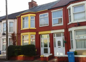 Thumbnail 3 bed terraced house for sale in Goodacre Road, Walton, Liverpool