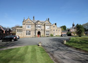 Thumbnail 1 bed property for sale in Barclay Hall, Hall Lane, Mobberley