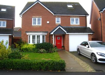 Thumbnail 5 bedroom detached house for sale in Woods Piece, Keresley End, Coventry