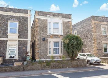 Thumbnail 2 bed flat for sale in Kenn Road, Clevedon