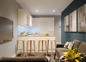 Thumbnail 1 bed flat for sale in Trippet Lane, Sheffield