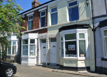 Thumbnail 3 bed terraced house to rent in London Street, Fleetwood