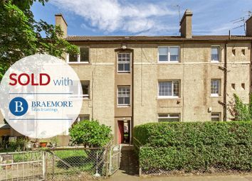Thumbnail 2 bed flat for sale in Grierson Crescent, Trinity, Edinburgh