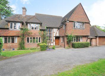 Thumbnail 4 bed detached house to rent in Manor Lane, Gerrards Cross, Bucks