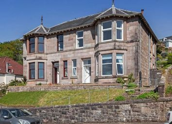 Thumbnail 4 bed semi-detached house for sale in Tower Drive, Gourock, Inverclyde