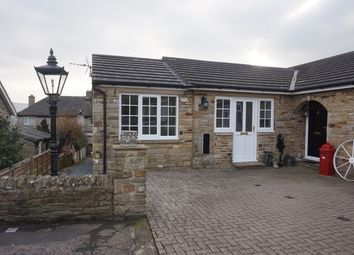 Thumbnail 1 bed semi-detached bungalow to rent in Annasgarth, Harmby, Leyburn