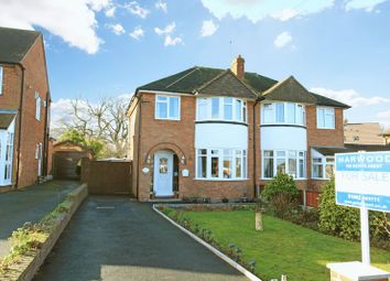 Thumbnail 3 bedroom semi-detached house for sale in 6 Oaks Crescent, Wellington, Telford