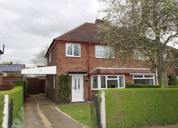 Thumbnail 3 bed semi-detached house for sale in St. Patricks Road, Nuthall, Nottingham