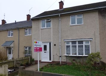 Thumbnail 3 bed terraced house for sale in Huband Close, Redditch, Worcestershire