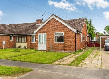 Thumbnail 3 bed semi-detached house for sale in Willow Way, Ludham, Great Yarmouth