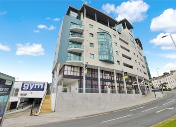 Thumbnail 1 bed flat for sale in Ocean Crescent, The Hoe, Plymouth
