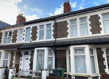 Thumbnail 2 bed property to rent in Brithdir Street, Cathays, Cardiff