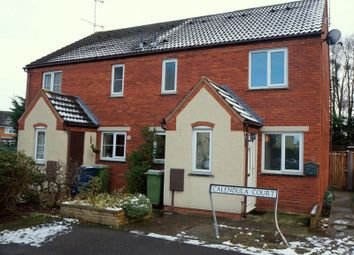 Thumbnail 1 bed end terrace house to rent in Calendula Court, Vervain Close, Churchdown, Gloucester