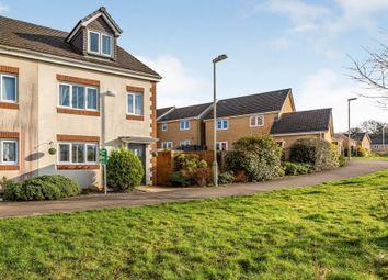 3 bed town house for sale in Heol Bryncethin, Sarn, Bridgend CF32