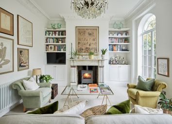 Thumbnail 3 bed maisonette for sale in Brondesbury Road, London