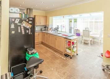 Thumbnail 3 bedroom semi-detached bungalow for sale in The Rise, Darlington, Durham