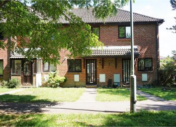 Thumbnail 2 bed terraced house for sale in Shandys Close, Horsham