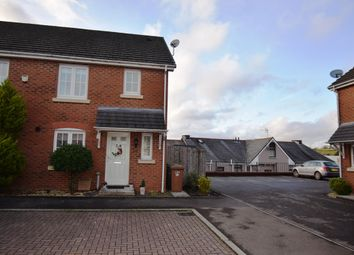 Thumbnail 3 bed property to rent in Cwm Braenar, Pontllanfraith, Blackwood