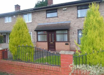 Thumbnail 3 bed terraced house for sale in Helston Green, Huyton, Liverpool
