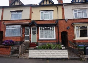 Thumbnail 3 bed terraced house for sale in Pargeter Road, Smethwick