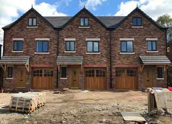 Thumbnail 4 bed town house for sale in The Maples, 115c, Coppice Road, Poynton, Cheshire