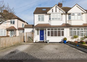 Thumbnail 4 bed property for sale in Orchard Close, Long Ditton, Surbiton