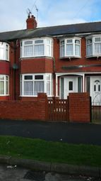 Thumbnail 3 bed terraced house to rent in Faversham Avenue, Hull