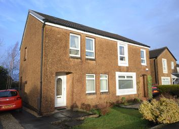 Thumbnail 3 bed semi-detached house for sale in Medwin Gardens, East Kilbride, Glasgow