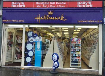 Thumbnail Retail premises for sale in 7 Rockbank Place, Clydebank