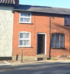 Thumbnail 1 bedroom terraced house to rent in George Street, Hadleigh, Ipswich