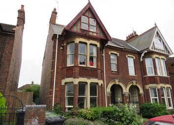 Thumbnail 7 bed semi-detached house for sale in Swiss Terrace, Tennyson Avenue, King's Lynn