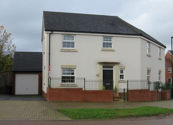 Thumbnail 3 bed semi-detached house for sale in Green Wilding Road, Holmer, Hereford