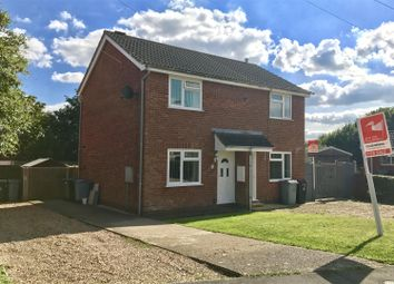 Thumbnail 2 bed semi-detached house for sale in Chelmsford Drive, Grantham