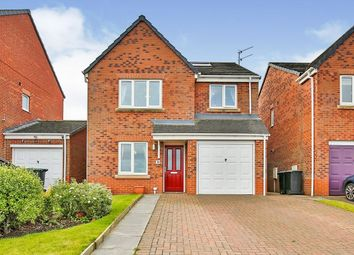 Thumbnail 5 bed detached house for sale in Henry Avenue, Bowburn, Durham