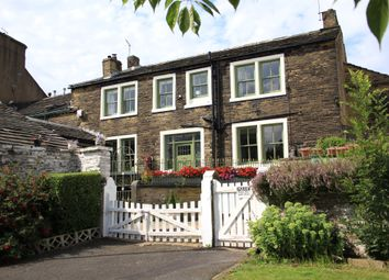 Thumbnail 6 bed cottage for sale in Market Street, Thornton, Bradford